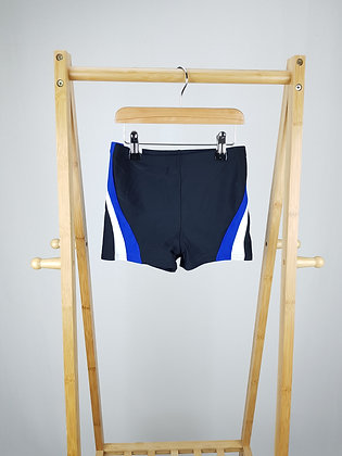 F&F swimming trunks  8-9 years