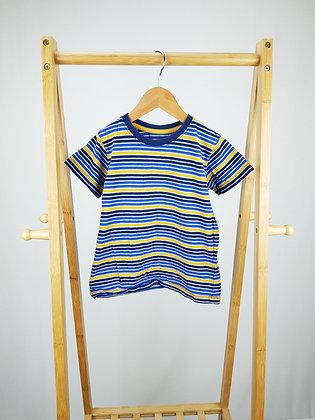 Matalan striped t-shirt 4-5 years