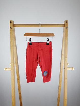 George Paw Patrol pyjama bottoms 12-18 months
