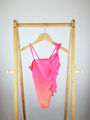 Matalan ombre swimsuit 10-11 years