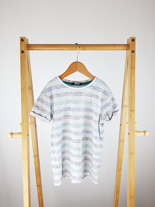 George striped t-shirt 7-8 years