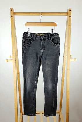 Denim Co black skinny jeans 9-10 years
