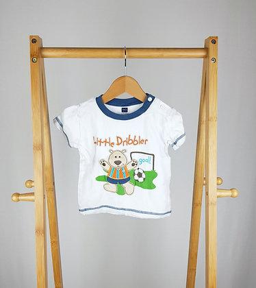 M&Co boys t-shirt 12-18 months
