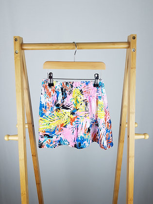 George abstract skirt 4-5 years