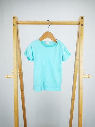 H&M blue t-shirt 12-18 months
