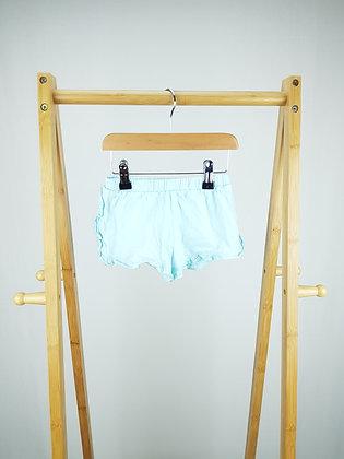 Matalan blue shorts 2-3 years