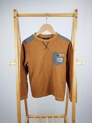 George brown sweater 9-10 years