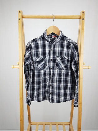 Lee Cooper checked long sleeve shirt 13 years