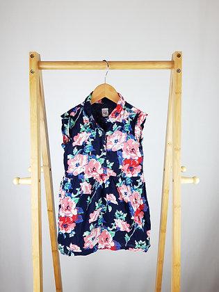 GAP floral dress 18-24 months