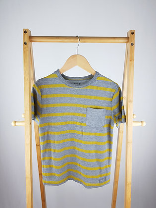 GAP striped t-shirt 8-9 years