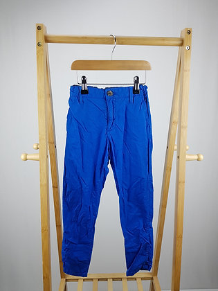 H&M blue trousers 6-7 years