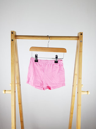 F&F pink shorts 2-3 years