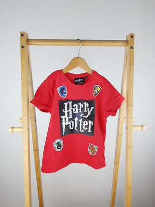 Harry Potter flippy sequin t-shirt 5-6 years