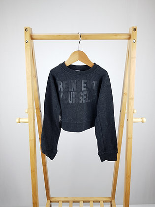 Miss E-vie reinvent yourself sweater 7-8 years