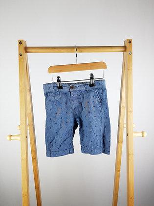 George nautical shorts 2-3 years
