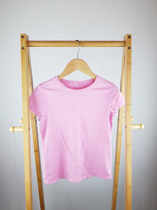 George pink t-shirt 10-11 years