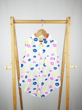 Young dimension sleeve less blouse 7-8 years