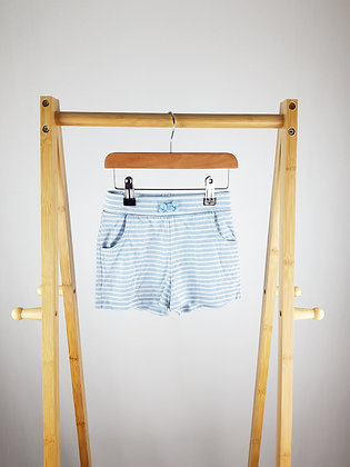 George striped shorts 2-3 years