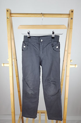 Coccodrillo lined grey trousers 9 years