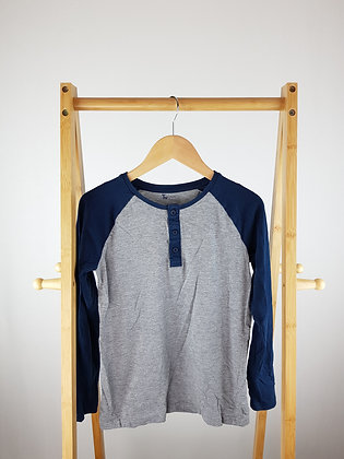 TU buttoned long sleeve top 11 years