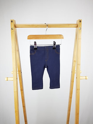 M&Co jeggings 3-6 months