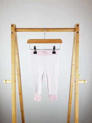 George striped joggers 3-6 months