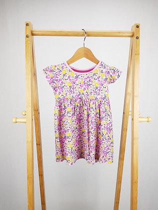Matalan floral dress 12-18 months