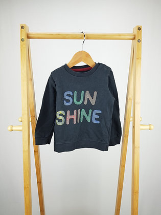 F&F sunshine sweater 18-24 months