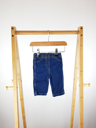 George jeans 0-3 months