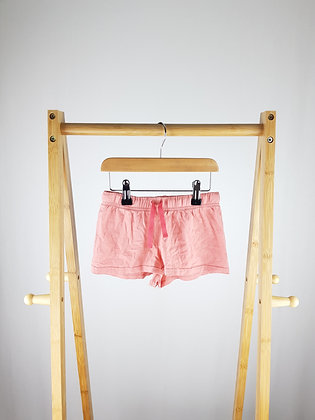 M&S pink shorts 5-6 years