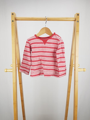 M&S striped sweater 12-18 months