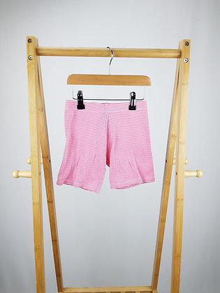 F&F striped shorts 2-3 years
