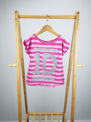 M&S striped t-shirt 6-7 years