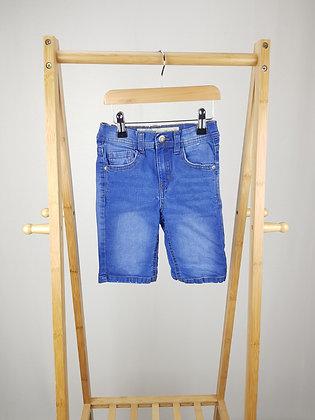 Denim Co skinny denim shorts 6-7 years
