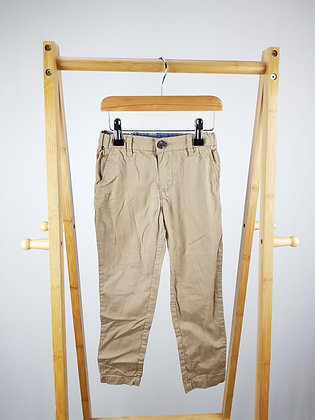H&M beige trousers 4-5 years