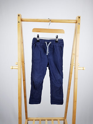 George navy trousers 2-3 years