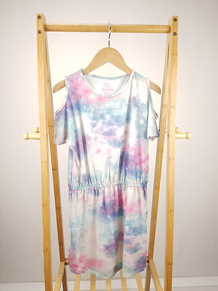 F&F cold shoulder dress 12-13 years