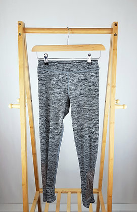 Young dimension grey marl active wear leggings 10-11 years