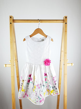 TU flower garden dress 2-3 years