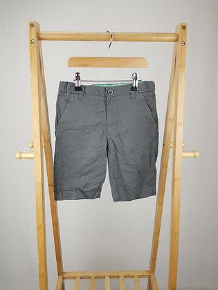 H&M grey shorts 6-7 years