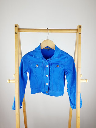Denim Co blue denim jacket 9-10 years