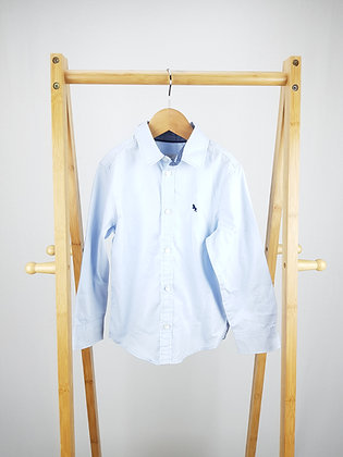 H&M blue formal shirt 4-5 years
