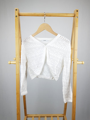 George white knitted cardigan 12-13 years