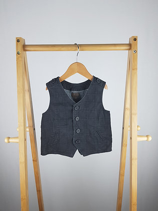 Miniclub collectables waist coat 18-24 months