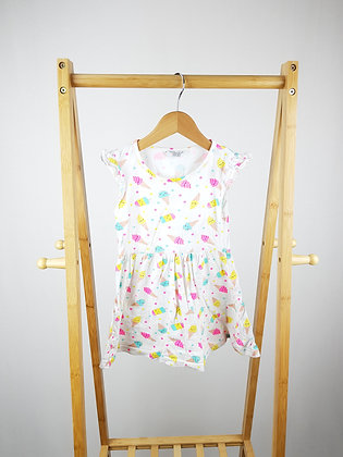 Primark ice cream dress 4-5 years
