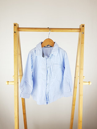 Pep&Co blue shirt 2-3 years