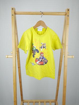 George Nintendo Mario Kart t-shirt 6-7 years
