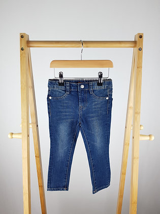 For all mankind jeans 2 years