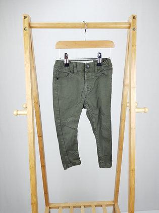 Denim Co skinny jeans 2-3 years