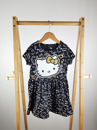 George Hello Kitty dress 5-6 years